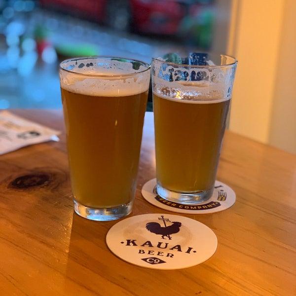 2/12/2019にJackie T.がKauai Beer Companyで撮った写真