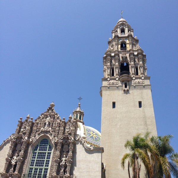 Foto scattata a San Diego Museum of Man da Scott K. il 4/27/2013
