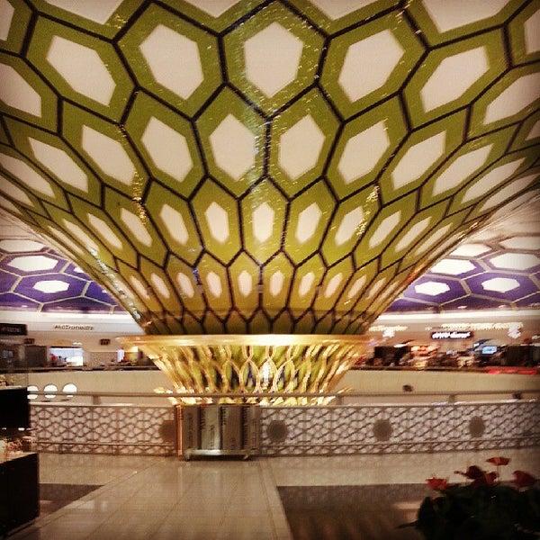 Photo prise au Abu Dhabi International Airport (AUH) par S3oowd 3. le6/29/2013