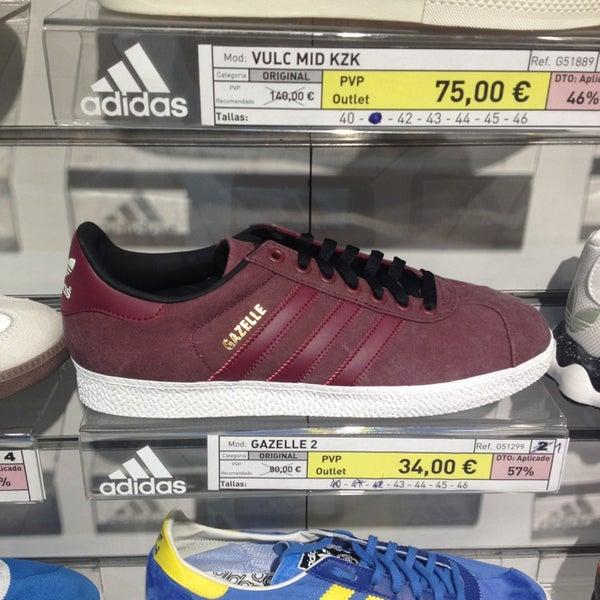 temerario Cualquier Conmemorativo  adidas Outlet Store Madrid Leganés - Tienda de artículos deportivos en  Leganés