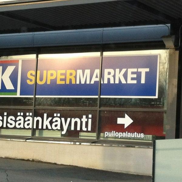 K-Supermarket Pori