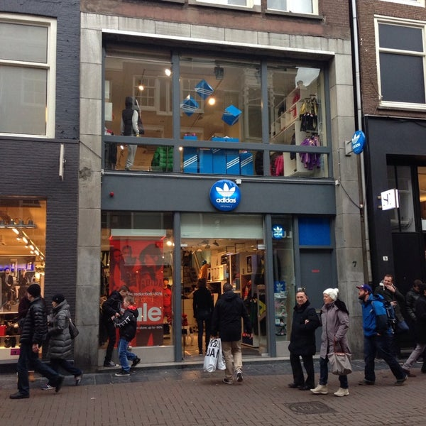 3b75c327f0e Photos at adidas Originals Store Amsterdam - Grachtengordel-Zuid ...