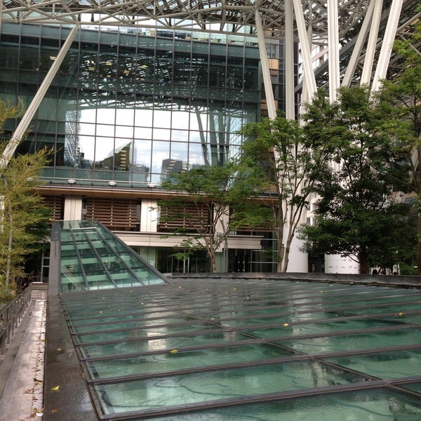 Midtown At Town Center: 東京ミッドタウン (Tokyo Midtown)