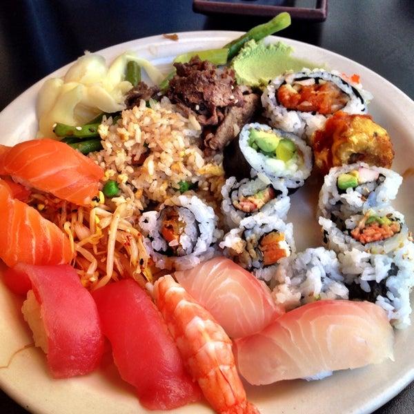 Magnificent Obi Sushi Now Closed Sushi Restaurant Beutiful Home Inspiration Semekurdistantinfo