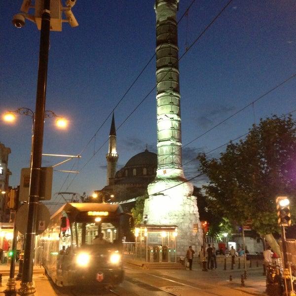 6/3/2013 tarihinde Vasiliy S.ziyaretçi tarafından Aquarium Hotel Istanbul'de çekilen fotoğraf