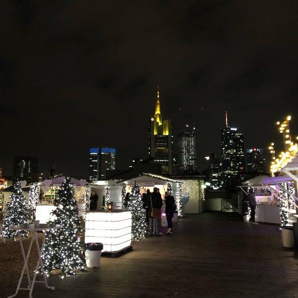 Zeil Frankfurt Parkhaus