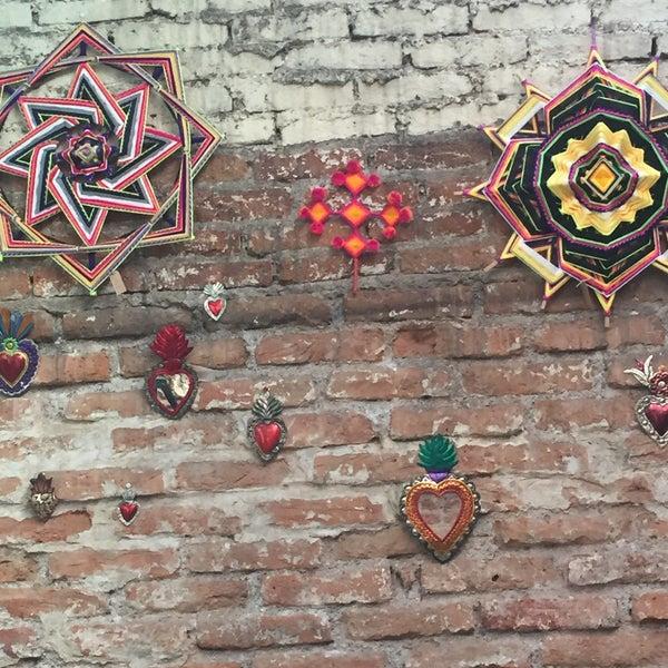 2/26/2019 tarihinde Adriana C.ziyaretçi tarafından Raíces. Centro Cultural'de çekilen fotoğraf