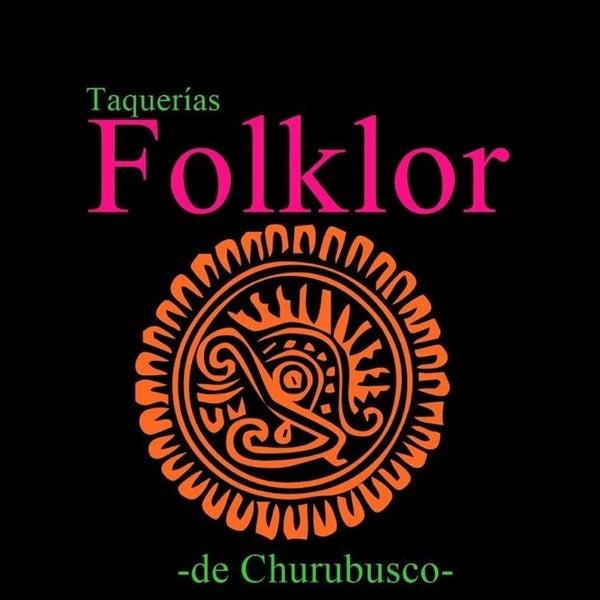 Foto diambil di Taquerías Folklor -Churubusco- oleh Joel V. pada 2/21/2013