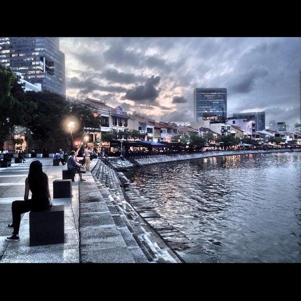 Foto diambil di Singapore River oleh Reio pada 7/13/2015