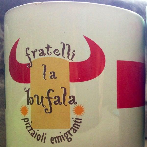 Foto tirada no(a) Fratelli La Bufala Levent Loft por Globe T. em 5/24/2014