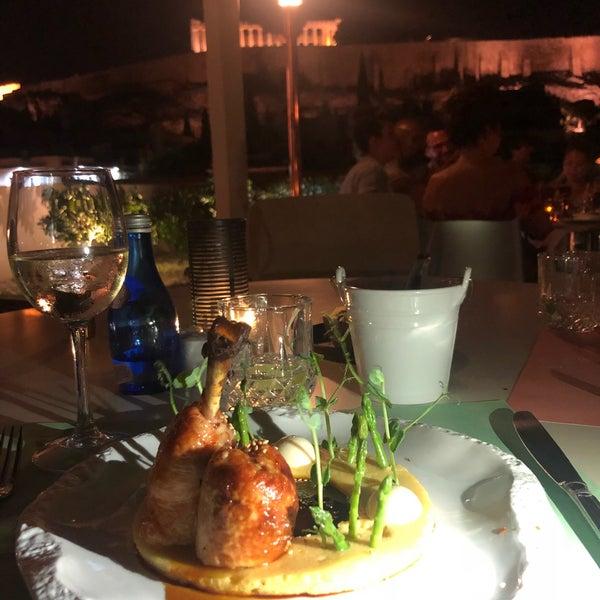 Servicio# la vista, la comida