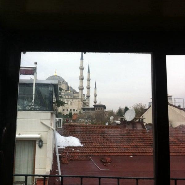 Снимок сделан в Angel's Home Hotel пользователем Nadezhda K. 12/14/2013