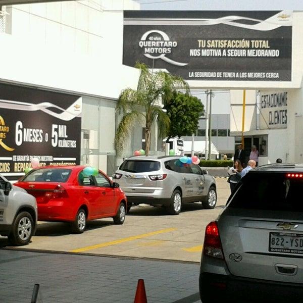 e3e411196 Photo taken at Querétaro Motors by Jm N. on 5/3/2013