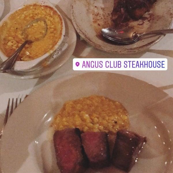 12/30/2016에 Labinot K.님이 Angus Club Steakhouse에서 찍은 사진