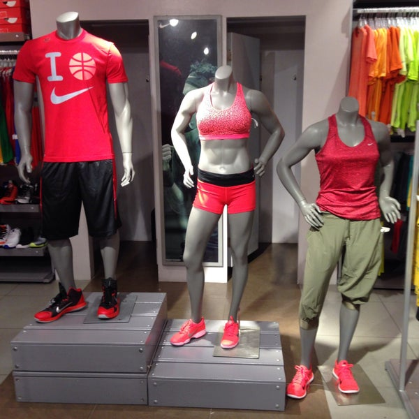 check out c9694 7b92b Photo taken at Nike Outlet Store by Mike M. on 3 22 2015
