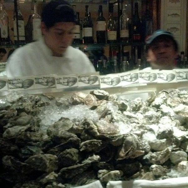 Best raw bar in the city!
