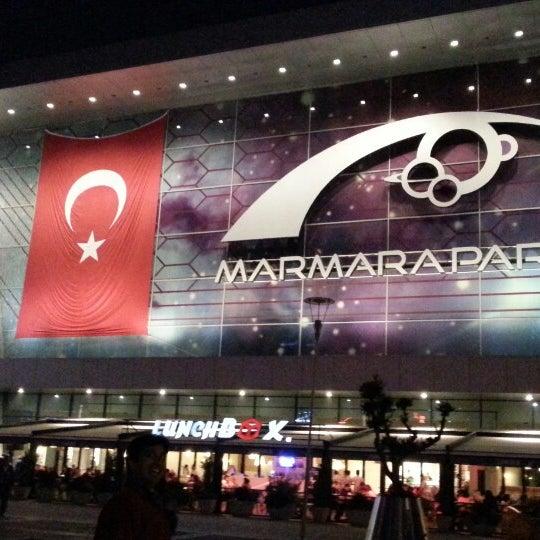 Снимок сделан в Marmara Park пользователем Farshid R. 10/29/2013