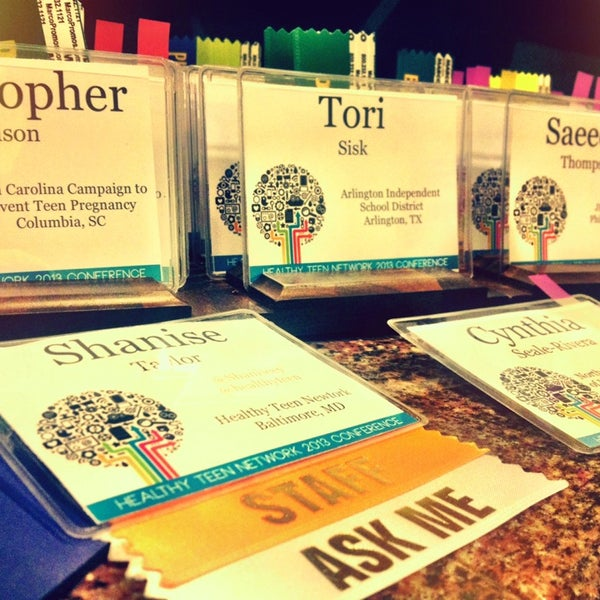 Healthy Teen Network's 34th Annual Conference - Non-Profit