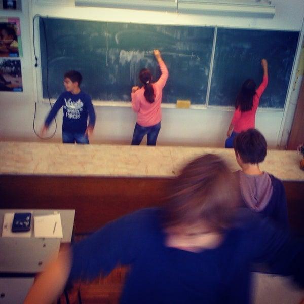 Osnovna Skola Ivan Goran Kovacic School In Salata
