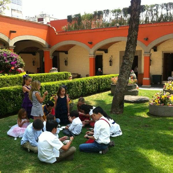4/6/2013 tarihinde Carlos S.ziyaretçi tarafından Hacienda de Los Morales'de çekilen fotoğraf