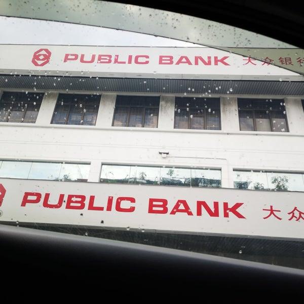 Public Bank - Gaya street