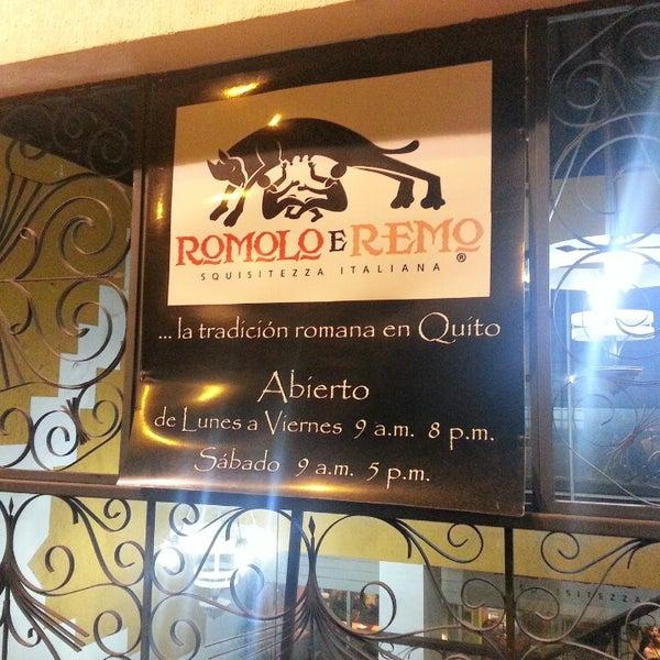 Quito randevú
