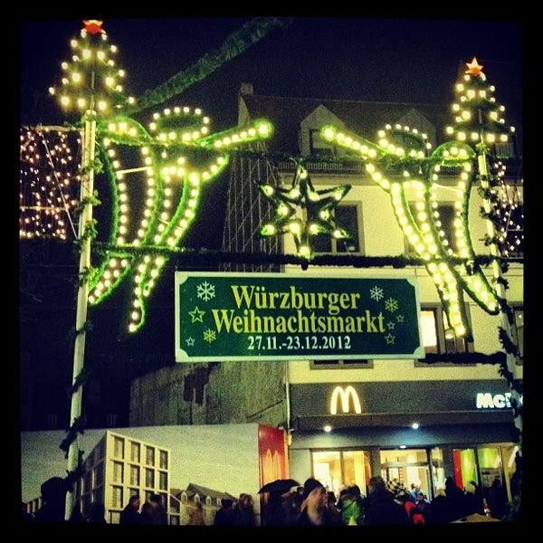 Weihnachtsmarkt H.Photos At Würzburger Weihnachtsmarkt Now Closed Markt