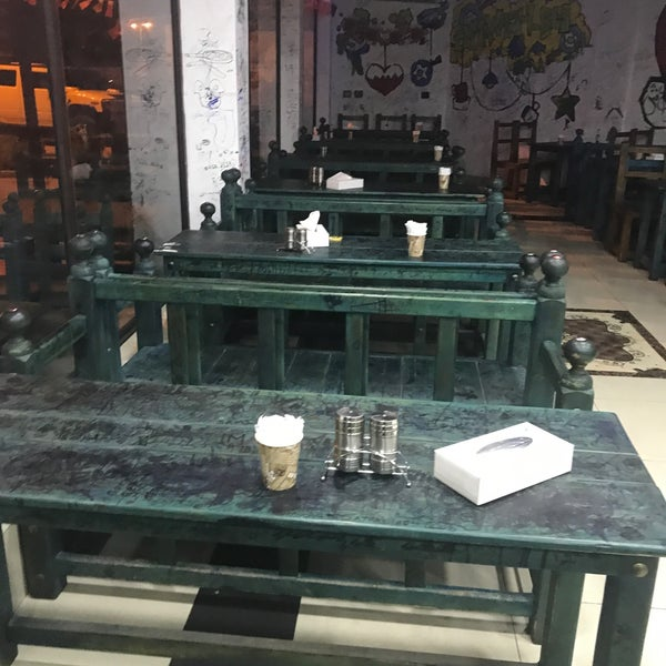 Foto tomada en Emmawash Traditional Restaurant | مطعم اموش por Ali T. el 1/13/2020