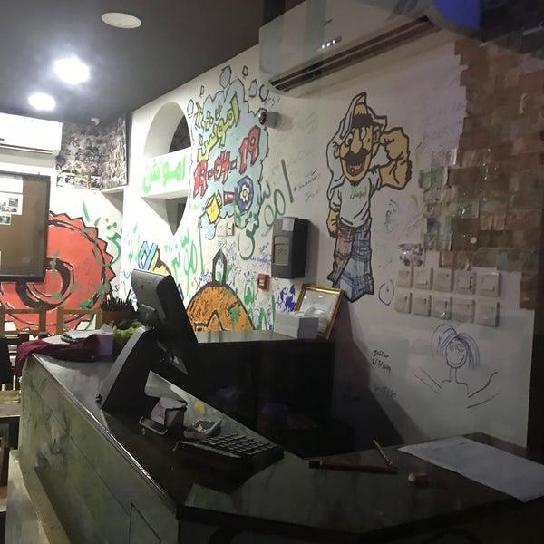 10/14/2019にAli T.がEmmawash Traditional Restaurant | مطعم اموشで撮った写真