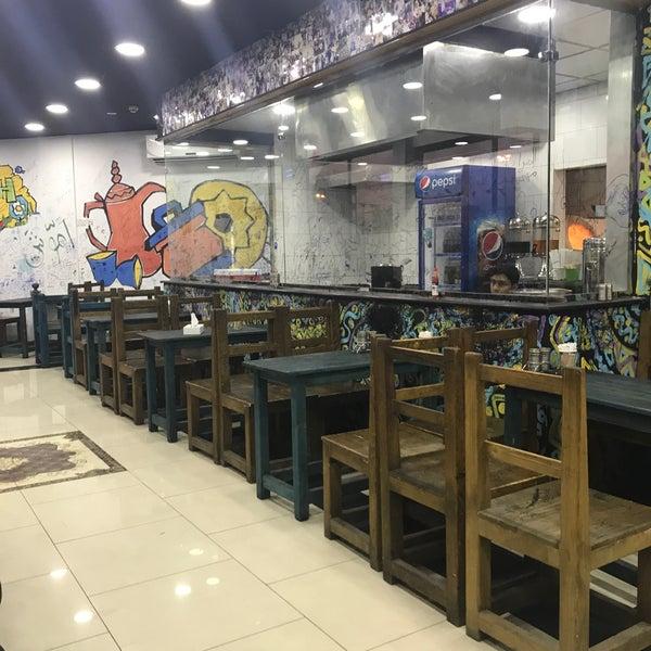 Foto tomada en Emmawash Traditional Restaurant | مطعم اموش por Ali T. el 1/27/2020