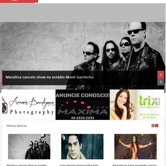 รูปภาพถ่ายที่ Máxima FM โดย Lauren L. เมื่อ 8/23/2013