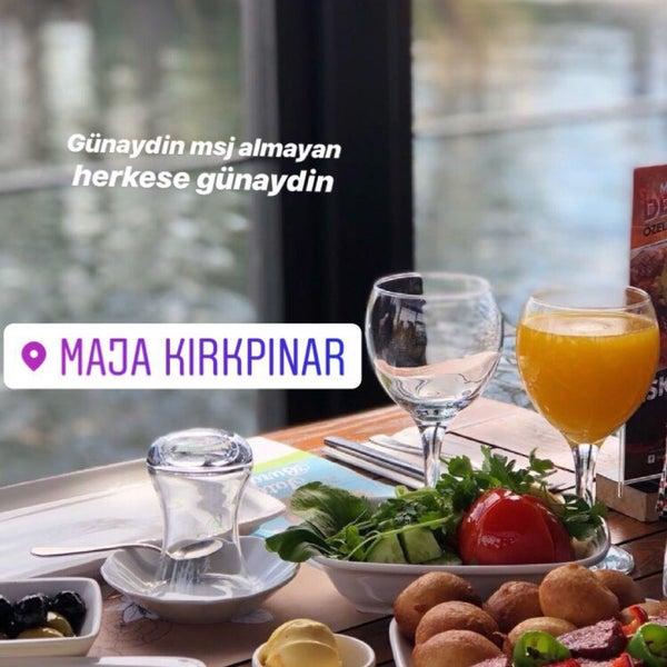 11/2/2018 tarihinde 🔱Emre🔱ziyaretçi tarafından Maja Kırkpınar'de çekilen fotoğraf