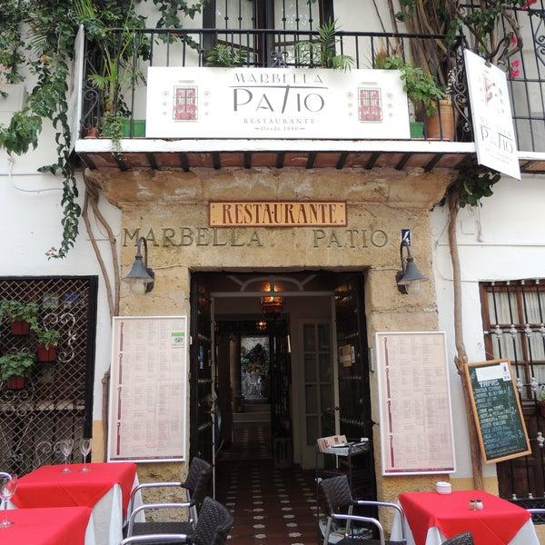 Restaurante Marbella Patio 23 Tips