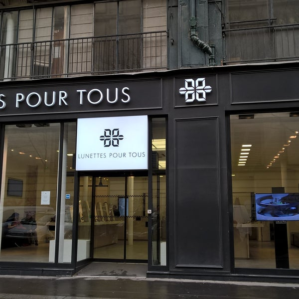 In Pour Lunettes Paris Tous Optical Shop At Photos 8OXNnk0wP