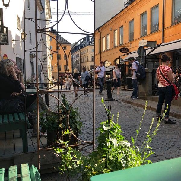 5/26/2018 tarihinde Sinem E.ziyaretçi tarafından Den Gyldene Freden'de çekilen fotoğraf