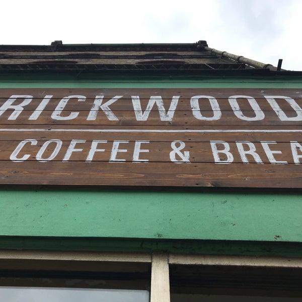 Foto diambil di Brickwood Coffee & Bread oleh Steve G. pada 7/20/2018