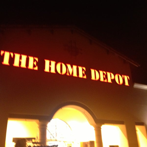 The Home Depot - 7677 E Broadway Blvd