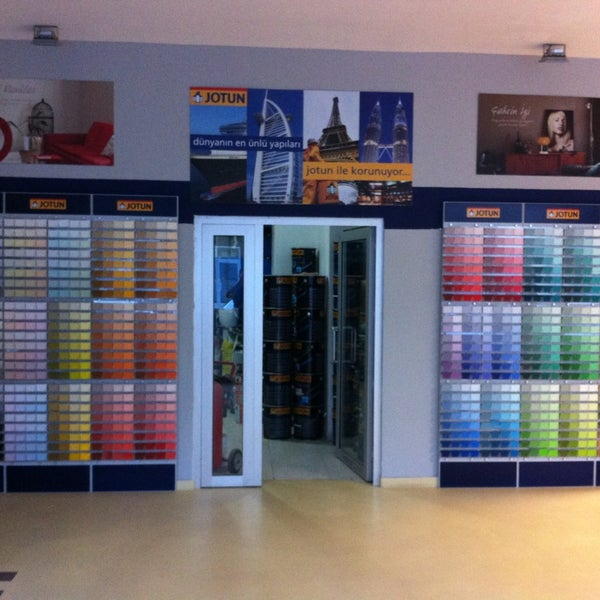 Doga Insaat Jotun Boya Department Store