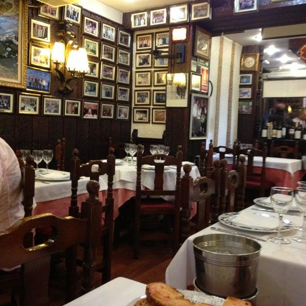 Das Foto wurde bei Restaurante Salamanca von Heejung K. am 5/24/2013 aufgenommen