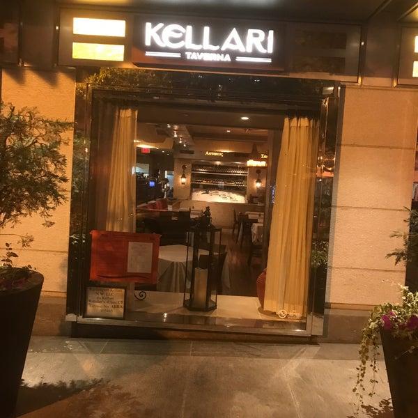Foto diambil di Kellari Taverna oleh K H A L i D 🕶 A. pada 6/24/2019