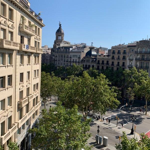 Foto tirada no(a) El Palace Hotel Barcelona por 80's ♐️🇸🇦 em 8/25/2019