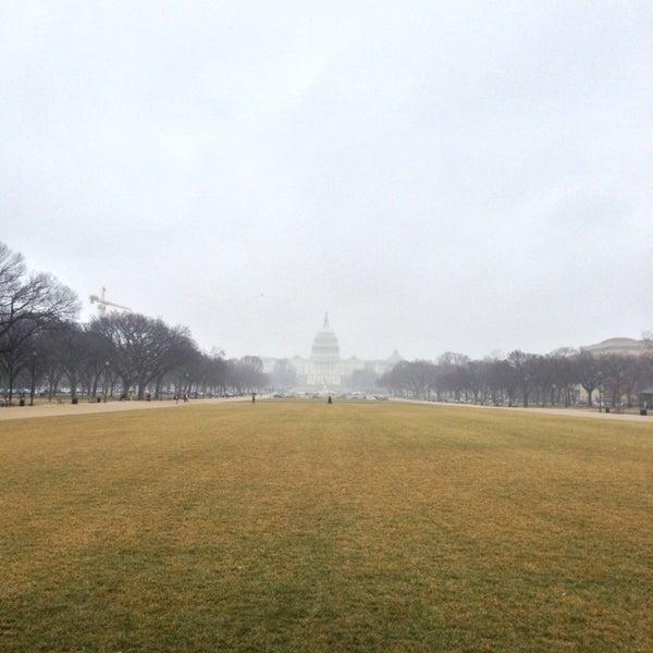 Foto scattata a National Mall da Brian F. il 2/23/2013