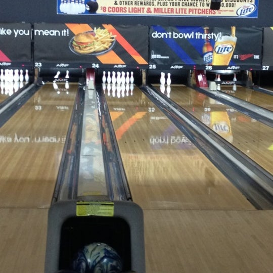 Amf Strike N Spare Lanes Now Closed Bowling Alley In Independence