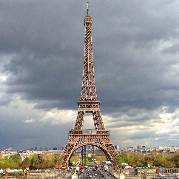Photo prise au Place du Trocadéro par Rachel le4/20/2013