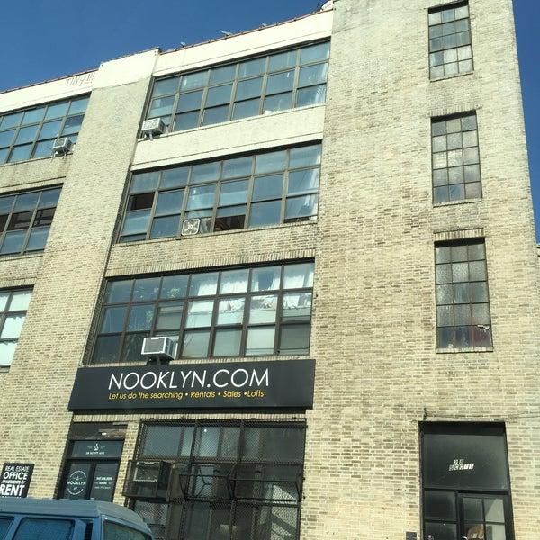 Photos at NOOKLYN COM - Office in Bushwick