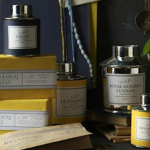 Bellocq is a fine tea purveyor offering lovely artisan tea blends, full leaf pure teas and tea accessories. We welcome guests to visit and sample our teas. Café service is not offered.  xoxo BELLOCQ