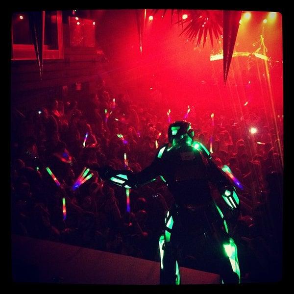 1/13/2013 tarihinde Tiago G.ziyaretçi tarafından LIV Miami'de çekilen fotoğraf