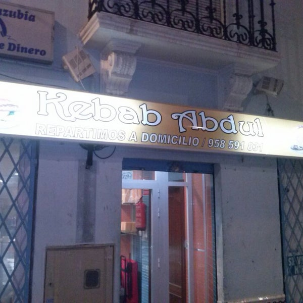 kebab la zubia