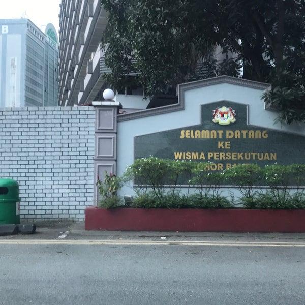 Wisma Persekutuan Jalan Ayer Molek