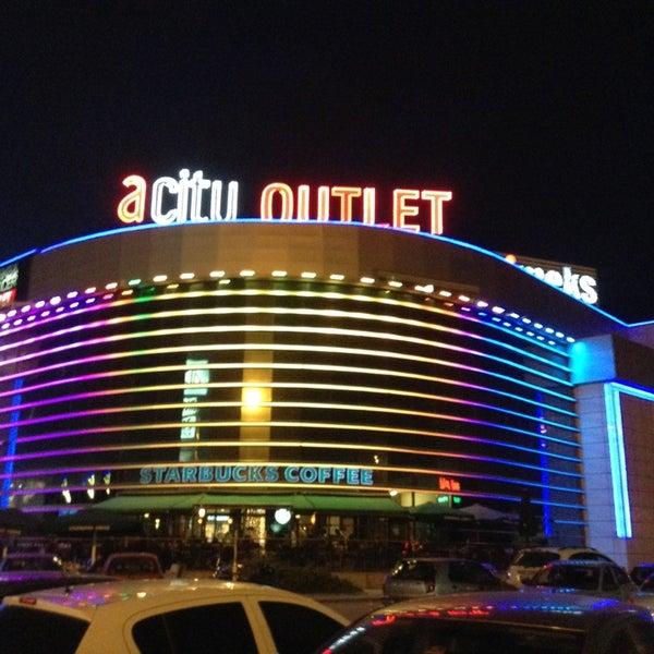 Foto scattata a ACity Premium Outlet da Fatih Mehmet B. il 4/7/2013